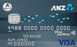 read more about ANZ Airpoints Visa Credit Card