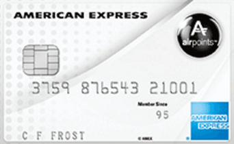 Air New Zealand American Express Credit Card in Silver or Grey