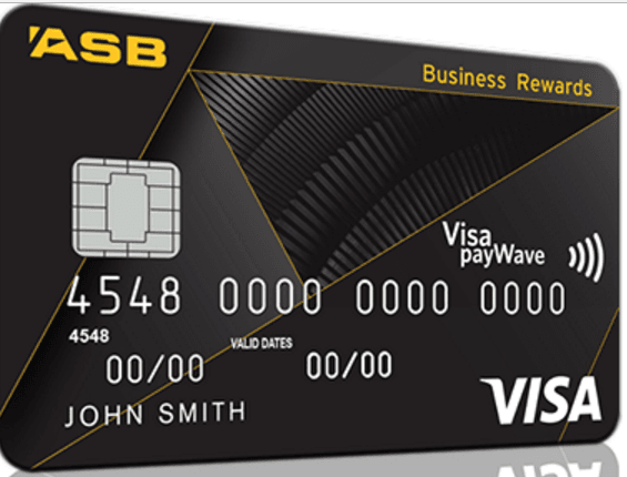 Asb visa business rewards credit cards compare nz compare 60 asb visa business rewards reheart Gallery