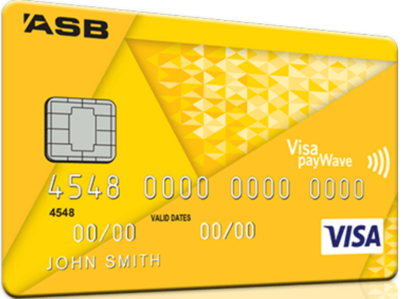 read more about ASB Visa Rewards Credit Card