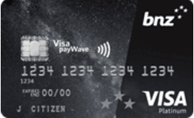BNZ Advantage Classic Mastercard Credit Card
