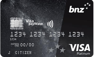 read more about BNZ Advantage Visa Platinum Credit Card
