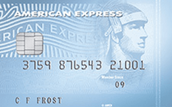The Low Rate Credit Card from American Express - Blue coloured