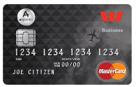 The Westpac Airpoints Business MasterCard Credit Card