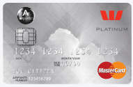 The Westpac Airpoints Platinum MasterCard Credit Card