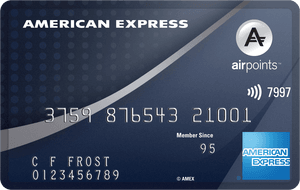 read more about The American Express Airpoints Platinum Card