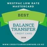 Best Balance Transfer Credit Card Award 2018 - Green