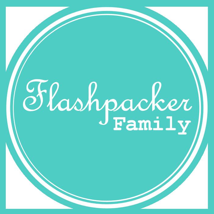 Flashpackers Family logo
