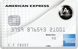 Amex Airpoints credit card