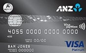 read more about ANZ Airpoints Visa Platinum Credit Card