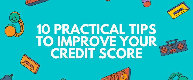 how to improve you credit score